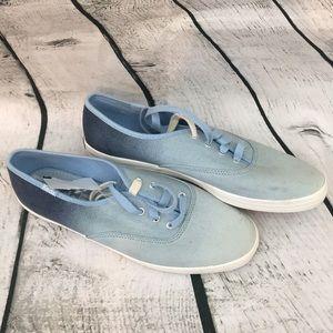 NWT Keds ombré athletic shoes